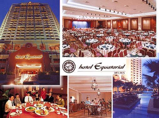 Hotel Equatorial Malacca