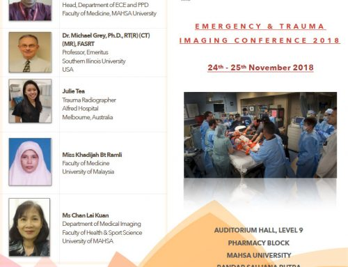 EMERGENCY & TRAUMA IMAGING CONFERENCE 2018