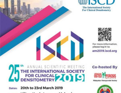 25th Annual Scientific Meeting for The International Society for Clinical Densitometry 2019 (Basic and advance DXA Course)