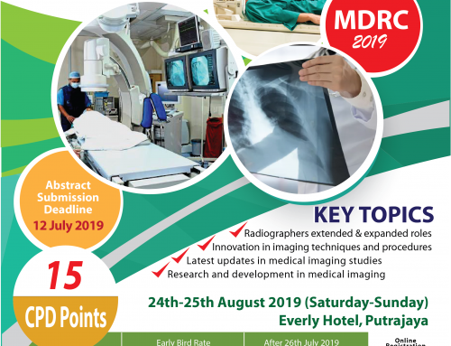1st Malaysian Diagnostic Radiographers Conference 2019