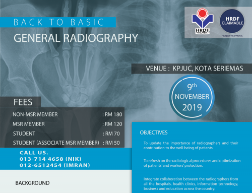 Radiography Day 9/11/2019