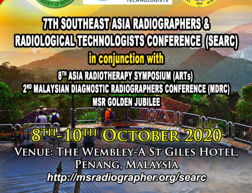 7th Southeast Asia Radiographers and Radiological Technologist Conference (SEARC)