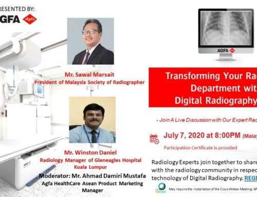 Live Webinar:  Transforming your Radiology Department with Digital Radiography (DR)
