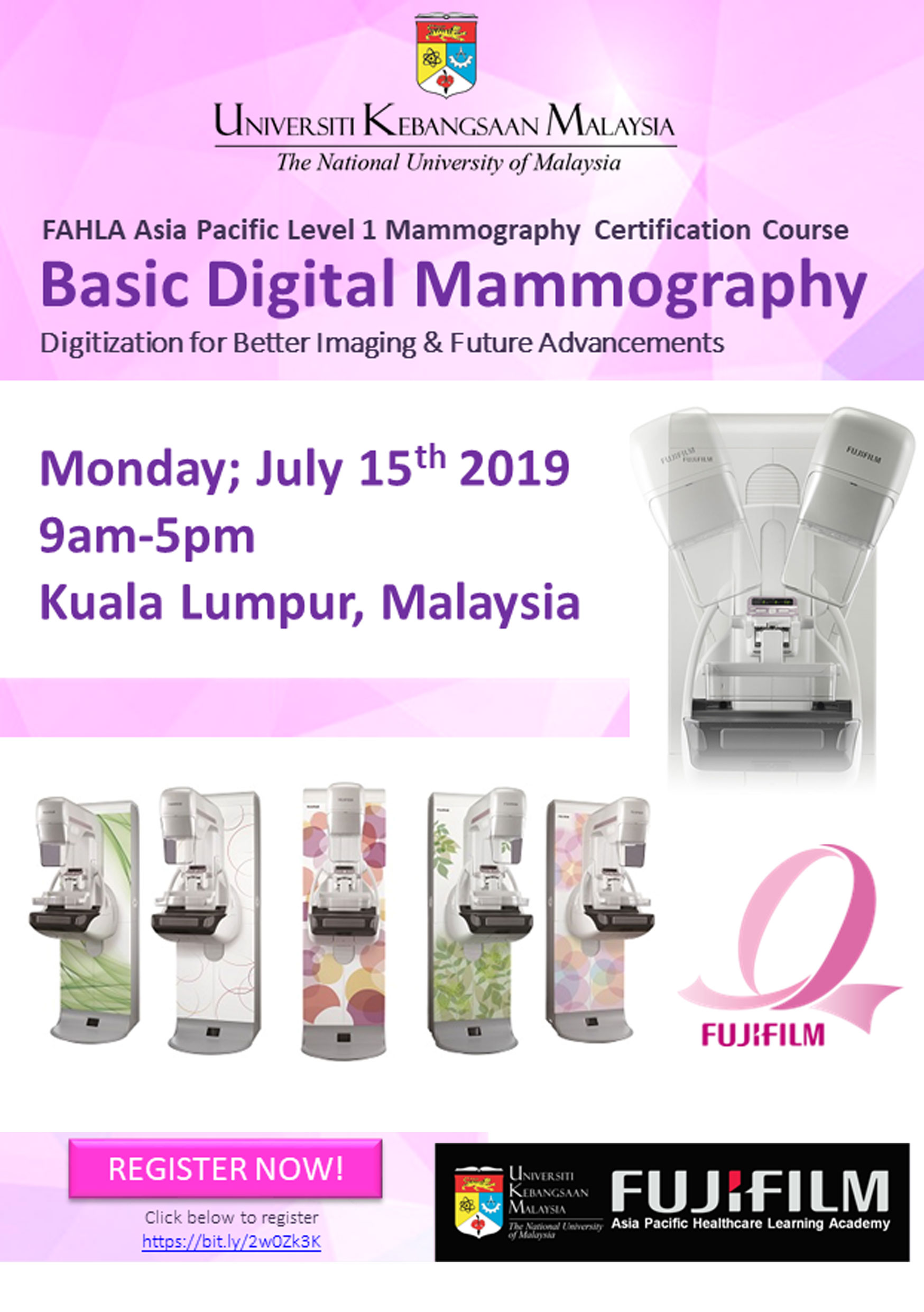 Basic Digital Mammography
