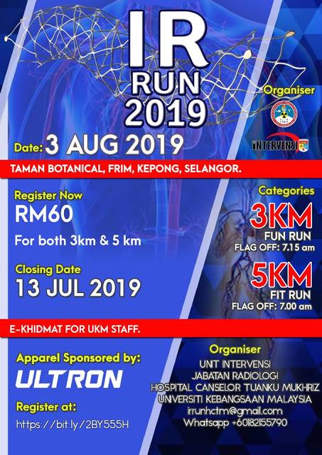 IR Run 2019