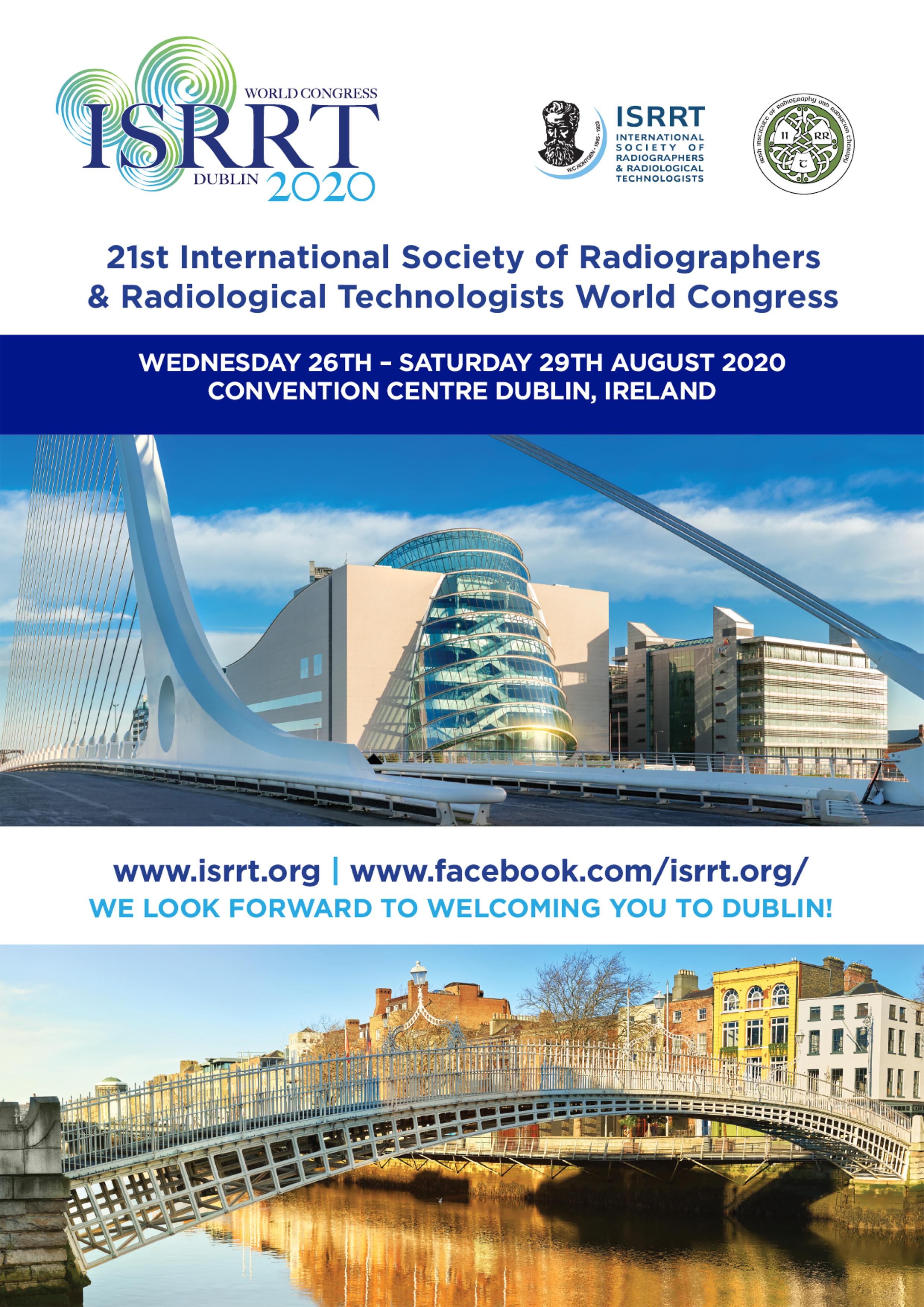 21st ISRRT World Congress