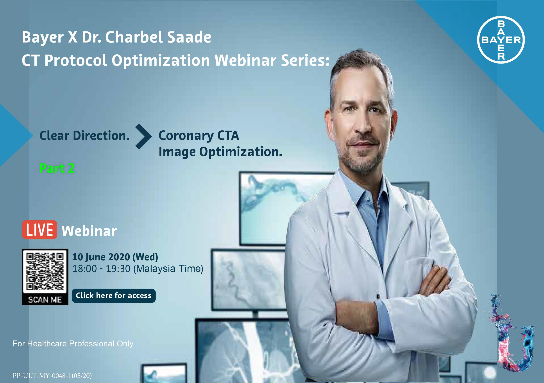APAC CT Protocol Optimization Webinar_Oncology_Part 2 Coronary CTA Image Optimization.
